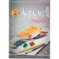 Альбом для акварели А4, 20л. (эскиз)