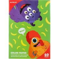 Набір кольорового двостороннього паперу А5  Kite Jolliers