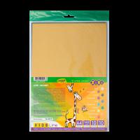 Набір кольорового оксамитового паперу А4 ZB.1913