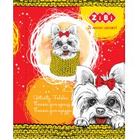 Папка для труда на резинке Lovely Dog  А4+ ZB.14931