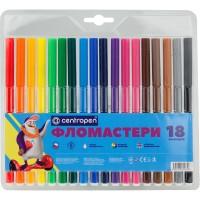 Фломастери (18 кольорів) 7790/18 ТП