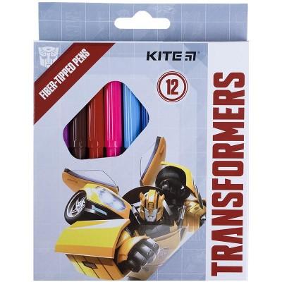 Фломастери TF (12 кольорів)