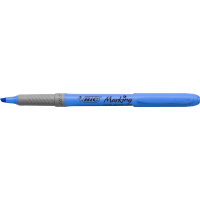 Маркер текстовый Grip (голубой)