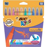Фломастери Vis Aquarelle (10 кольорів)