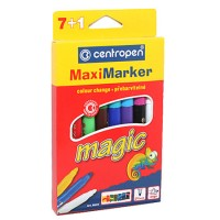 Фломастери Magic Maxi (7+1=14!) 8649/08