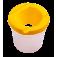 Стакан-непроливайка (жовтий)  ZB.6900-08