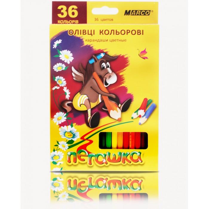 Олівці кольорові Пегашка (36 кол) 1010-36СВ