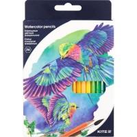 Карандаши цветные акварельные (36 цветов)  K18-1052