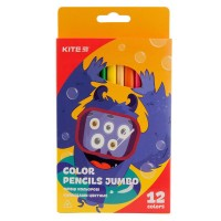 Олівці кольорові  Jumbo (12 кольорів)  K19-048-5