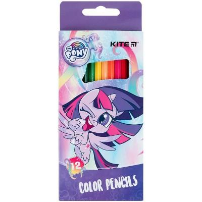 Карандаши цветные (12 цветов) LP21-051