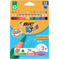 Олівці кольорові Kids Evolution (12кол)