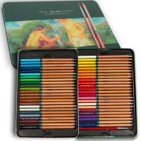 Олівці акварельні Fine Art Aqua (48 кольорів)