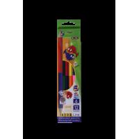 Олівці кольорові двосторонні Double Kids Line (12 кольорів) ZB.2462