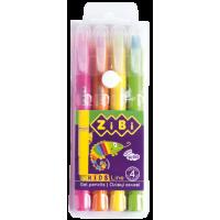 Пастель гелева Neon Kids Line (4 кольори)  ZB.2496