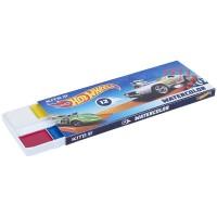 Акварель напівсуха (12 кольорів, картонна коробка) HW