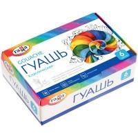 Гуаш Класична (6 кольорів) 2210306