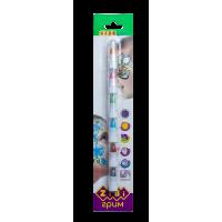 Олівці для гриму лиця та тіла  Металік (6 кольорів)