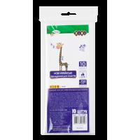 Обложка для тетрадей 150мкм (10шт)  ZB.4705