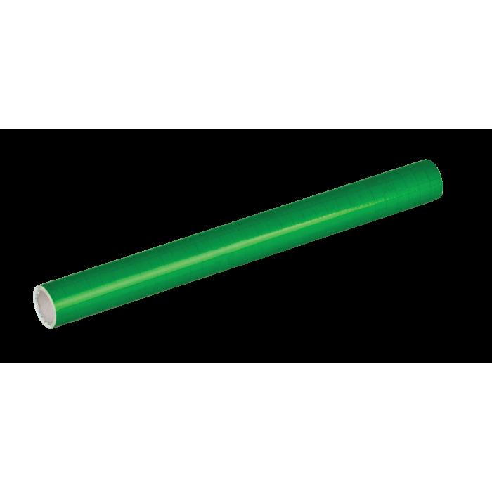 Пленка клейкая для книг 31см.x1,5м (зеленый) ZB.4790-04