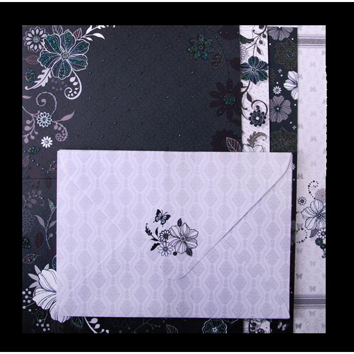 Заготовка для листівок з кольоровими конвертами Fancy