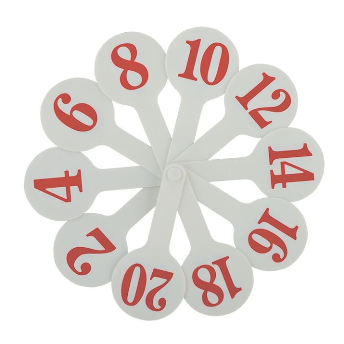 Набор цифр (от 1 до 20) ZB.4900