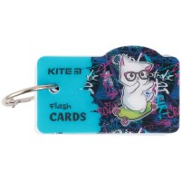 Карточки для записи иностранных слов Cat Skate, 80л.