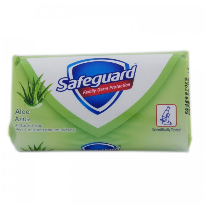 Мыло Safeguard (Алое) 90г