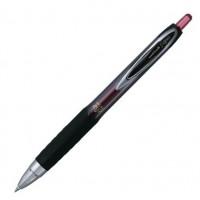 Ручка гелева автоматична UNI-Ball SIGNO 207 (червоний) UMN-207