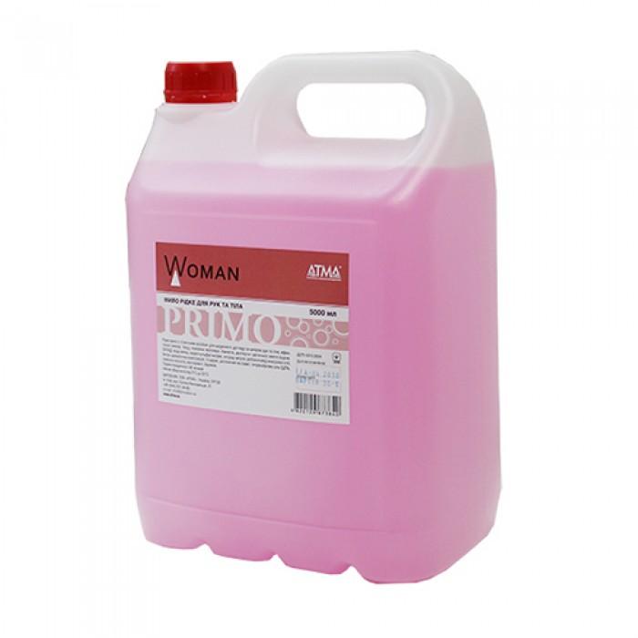 Мыло жидкое PRIMO (Woman) 5 л.